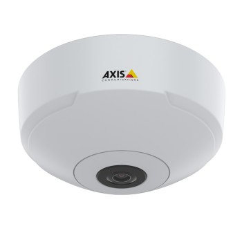 Axis M3067-P indoor, 6MP mini-dome with 360° field of view, Lightfinder, Forensic WDR and Zipstream technologies