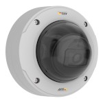 Axis M3206-LVE outdoor vandal-resistant dome IP camera with 4MP resolution, up to 20m OptimisedIR, HDMI port and PoE