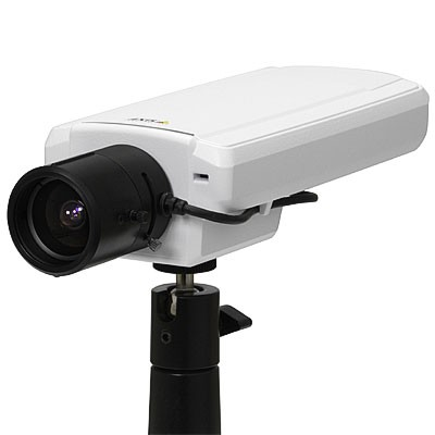 Axis P1346 indoor, 3 megapixel, varifocal P-Iris lens IP camera with day/night function, SD recording, H.264, PoE
