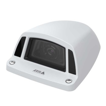 Axis P3925-LRE outdoor IP camera for external use on transport with HD 1080p, up to 20m OptimisedIR & Forensic WDR