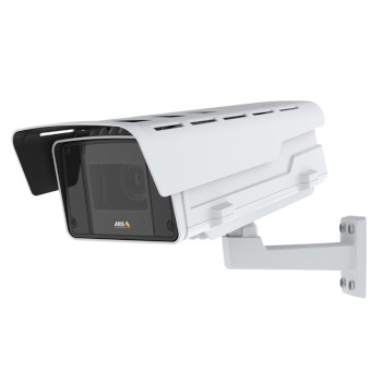 Axis Q1615-LE Mk III outdoor IP camera with HD 1080p, up to 60m IR, i-CS varifocal lens, Lightfinder 2.0 and Forensic WDR