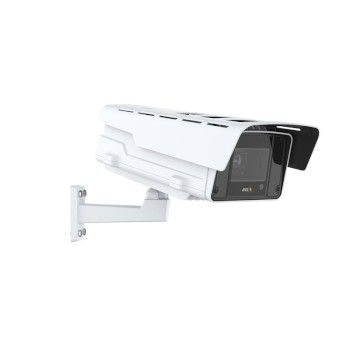 Axis Q1645-LE outdoor-ready IP camera with 2MP resolution, up to 30m Optimised-IR, i-CS lens, edge storage and PoE