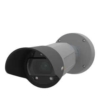 Axis Q1700-LE licence plate IP camera with HD 1080p, up to 50m OptimisedIR, Forensic WDR, optional IR illuminator kit & PoE
