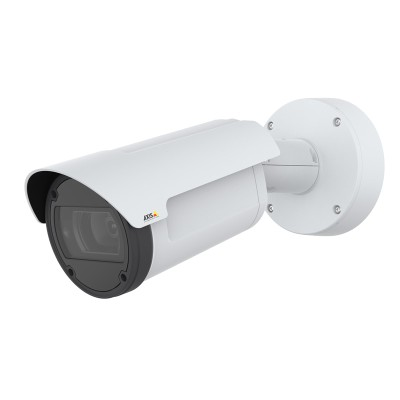 Axis Q1798-LE outdoor bullet IP camera with 4K resolution, up to 100m OptimisedIR, Lightfinder 2.0, Forensic WDR and PoE+