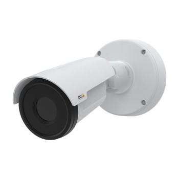 Axis Q1951-E outdoor thermal IP camera with 384x288 resolution thermal imaging, motion and loitering detection & Zipstream