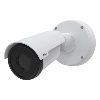 Axis Q1952-E outdoor thermal IP camera with 640x480 resolution thermal imaging and support for AI-based analytics