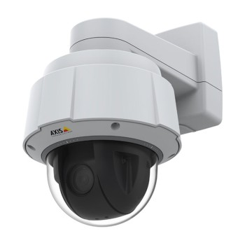 Axis Q6075-E outdoor PTZ IP camera with HD 1080p, 40x optical zoom, endless 360° pan, Lightfinder 2.0 and PoE+