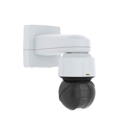 Axis Q6125-LE outdoor PTZ dome IP camera with HD 1080p, 30x optical zoom, 360° pan, up to 200m IR and Sharpdome technology
