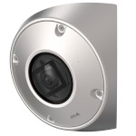 Axis Q9216-SLV impact-resistant, anti-ligature IP camera with 4MP resolution, up to 15m IR, built-in microphone & PoE