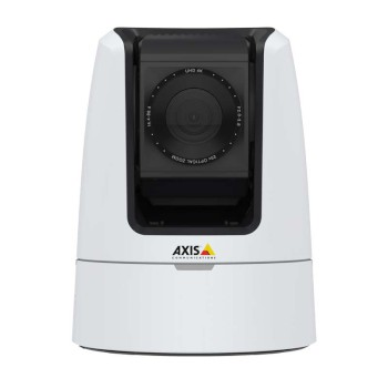 Axis V5938 PTZ webcasting camera for live video and audio streaming with 4K Ultra HD, ARTPEC-7 chipset & 20x optical zoom
