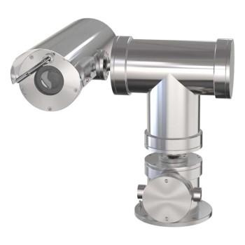 Axis XP40-Q1785 ATEX-Certified PTZ IP camera with HD 1080p, 32x optical zoom, 360° endless pan & 180° tilt