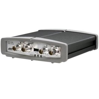 Axis 241Q video server - 4 port