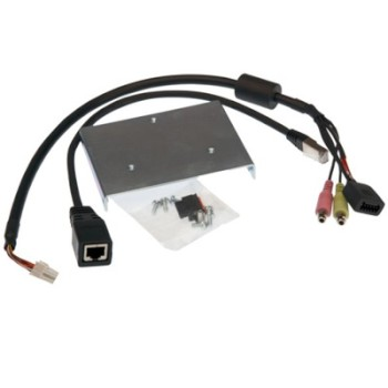 Axis 5502-991 installation kit for installing an Axis P55 camera into an T95A housing