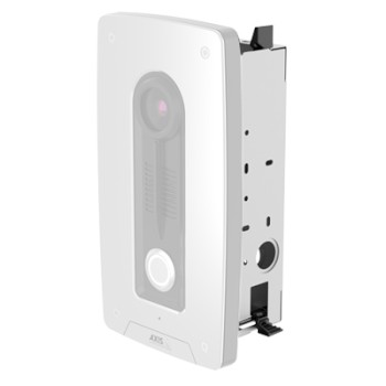 Axis A8004 network video door station junction box