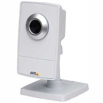 Axis M1011 indoor, compact, fixed IP camera with built-in motion/tampering detection, H.264