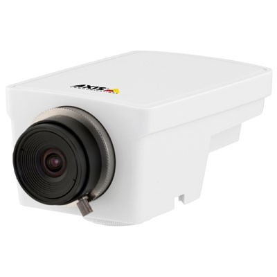 Axis M1103 indoor, compact, fixed lens IP camera with H.264, PoE