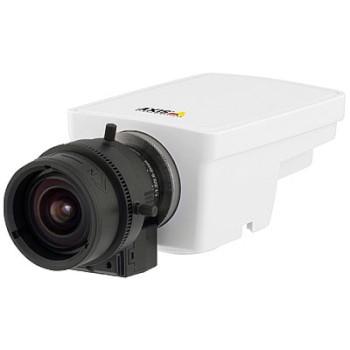 Axis M1114 indoor, HD 720p, varifocal DC-Iris lens IP security camera with H.264, PoE