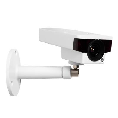 Axis M1145-L indoor HD 1080p IP camera with varifocal P-iris lens, true day/night and 15m optimisedIR night-vision