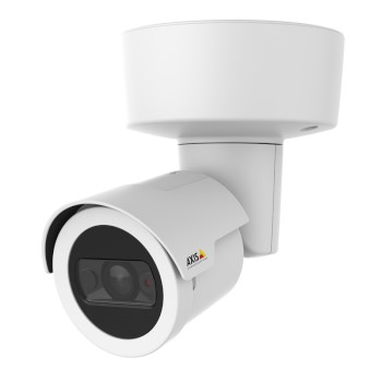 Axis M2025-LE outdoor mini-bullet with HD 1080p resolution, 15m IR, WDR - Forensic Capture, Zipstream, edge storage and PoE