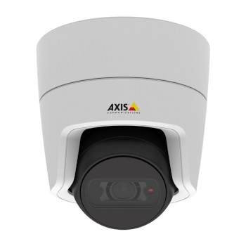 Axis M3104-LVE outdoor mini-dome with HD 720p resolution, 15m IR, WDR - Forensic Capture, Zipstream, edge storage and PoE