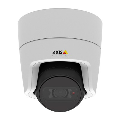 Axis M3105-LVE outdoor mini-dome with HD 1080p resolution, 15m IR, WDR - Forensic Capture, Zipstream, edge storage and PoE