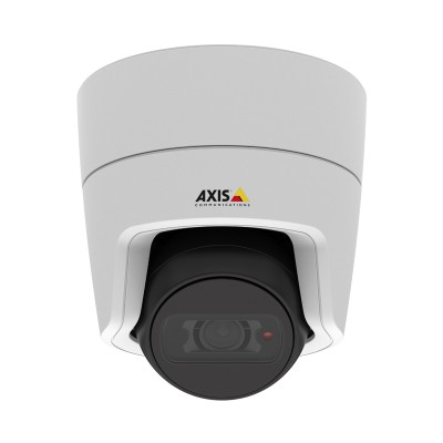 Axis M3106-LVE Mk II outdoor mini-dome with 4MP resolution, up to 15m IR, WDR, Zipstream, edge storage, H.265 and PoE