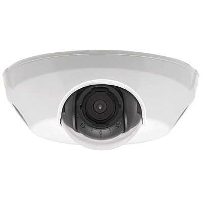 Axis M3113-R indoor, rugged, compact, fixed dome IP camera with anti-tamper alarm and PoE (stock clearance)