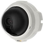 Axis M3204-V indoor, HD 720p, varifocal lens, fixed dome IP security camera with vandal-resistant casing, PoE