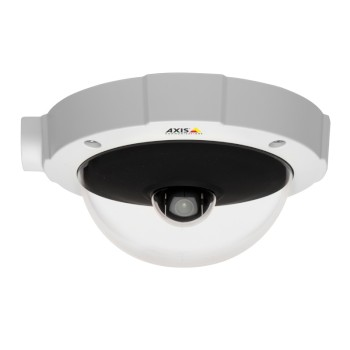 Axis M5013-V vandal-resistant PTZ dome IP camera with IP66 rating, PoE, SD card recording