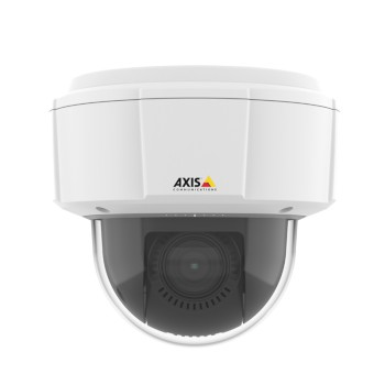 Axis M5525-E in/outdoor PTZ IP camera with HD 1080p, 360° endless pan, 10x optical zoom, WDR Forensic Capture and PoE