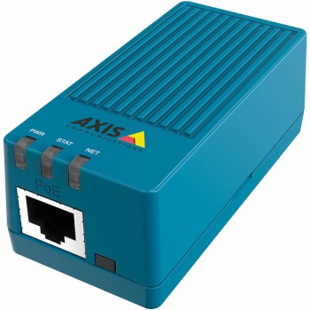 Axis M7011 compact 1-port network video encoder with edge storage, PoE, H.264 and intelligent video