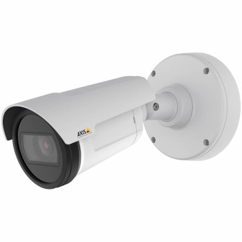 Axis P1405-E outdoor bullet IP camera with HD 1080p, P-iris lens, remote focus & zoom and edge storage