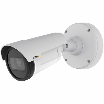 Axis P1425-E outdoor bullet IP camera with HD 1080p, P-iris lens, remote focus & zoom, edge storage and I/O