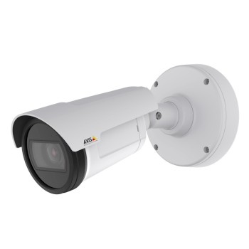 Axis P1425-LE outdoor bullet IP camera with HD 1080p, P-iris lens, remote focus & zoom and 15m IR