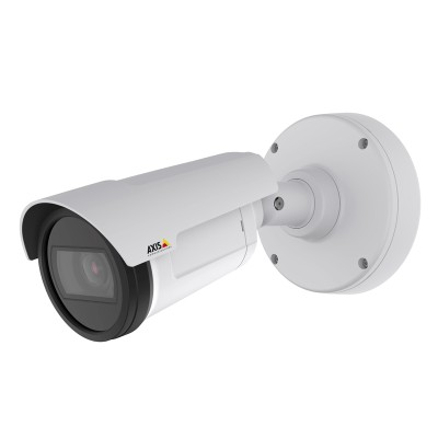 Axis P1425-LE Mk II outdoor bullet IP camera with HD 1080p, Lightfinder, WDR Forensic Capture, 20m IR and PoE