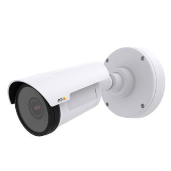 Axis P1435-E outdoor bullet IP camera with HD 1080p, Lightfinder, varifocal lens, WDR Forensic Capture and edge storage