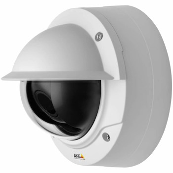 Axis P3215-VE outdoor vandal-resistant IP camera with HD 1080p, true day/night, remote focus & zoom and edge storage