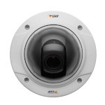 Axis P3224-VE Mk II outdoor dome IP camera with HD 720p resolution, Lightfinder, WDR - Forensic Capture, Zipstream and PoE