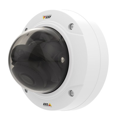 Axis P3225-LV Mk II indoor IP camera with HD 1080p, WDR Forensic Capture, Lightfinder, 30m IR, Zipstream and edge storage