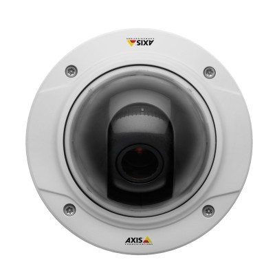 Axis P3225-VE Mk II outdoor dome IP camera with HD 1080p resolution, Lightfinder, WDR - Forensic Capture, Zipstream and PoE