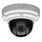 Axis P3365-V indoor vandal-resistant dome IP camera with 100° view, HD 1080p, remote zoom & focus and edge storage