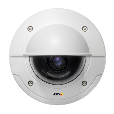 Axis P3365-VE outdoor vandal-resistant dome IP camera with 100° view, HD 1080p, remote zoom & focus and edge storage