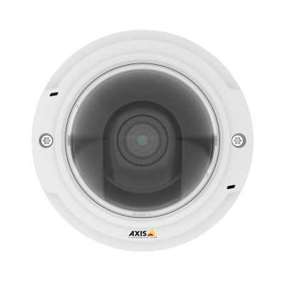 Axis P3374-V indoor vandal-resistant dome IP camera with HD 720p, Lightfinder, WDR - Forensic Capture and edge storage