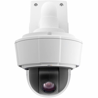 Axis P5532-E outdoor, pan/tilt/zoom IP camera with 29x optical zoom and 360° panning