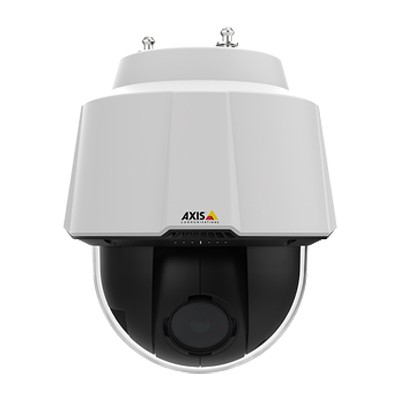 Axis P5635-E Mk II outdoor PTZ IP camera with HD 1080p, 30x optical zoom, focus recall, two-way audio and Zipstream