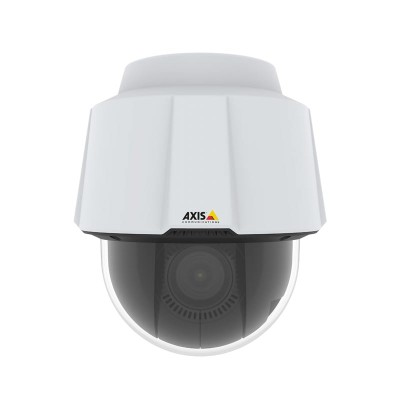 Axis P5654-E outdoor PTZ network camera with HD 720p, 21x optical zoom, Lightfinder 2.0, Forensic WDR and Zipstream