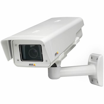 Axis Q1614-E outdoor fixed IP camera with HD 720p at 60 fps, true day/night, Lightfinder, PoE and SD card storage