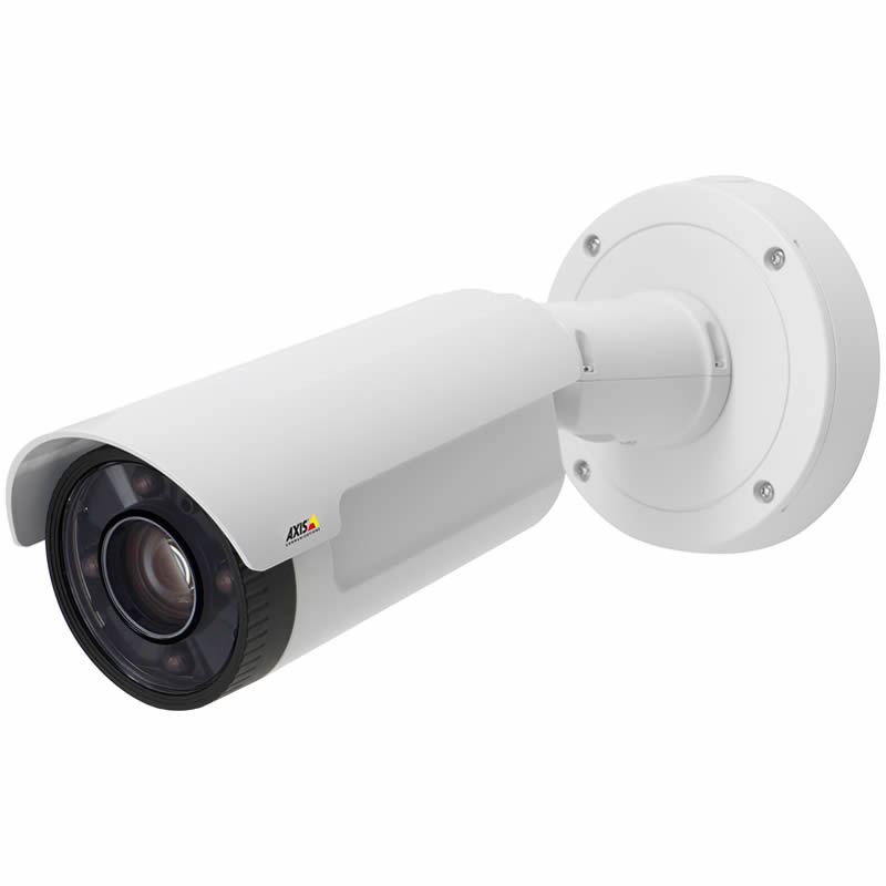 Image Axis Q1765 Le Outdoor Bullet Camera Hd 1080p 18x