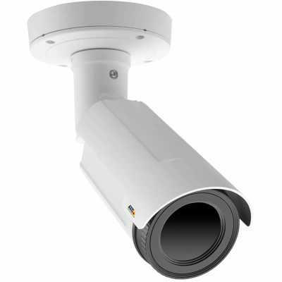 Axis Q1931-E outdoor thermal IP camera with 384x288 resolution thermal imaging, two-way audio, SD card recording and PoE