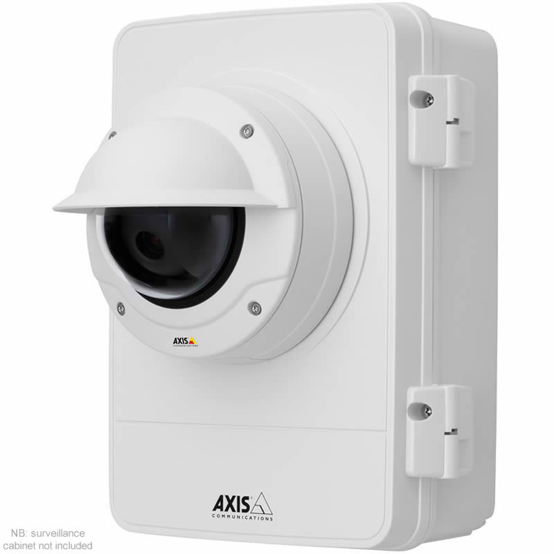 Image Axis Q3505 Ve Mk Ii Outdoor Hd 1080p Dome Ip Camera